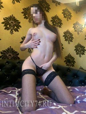 индивидуалка Лиза, 18, Челябинск